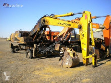 Hyundai 200 used wheel excavator