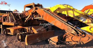 Volvo EW140 used wheel excavator