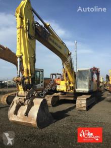Excavadora Kobelco 245 excavadora de cadenas usada