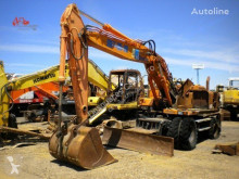 Fiat HITACHI 137 WT used wheel excavator
