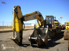 Caterpillar 322 LN used track excavator