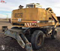 Liebherr 902 used wheel excavator