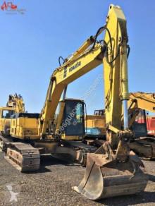 Komatsu PC-240 used track excavator