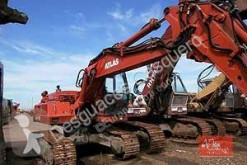 Atlas excavator pe şenile second-hand