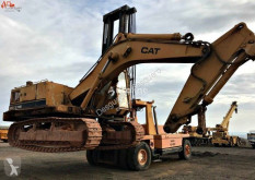 Caterpillar 235C used track excavator
