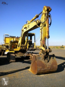 Caterpillar 225 B used track excavator