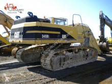 Caterpillar 345 LB used track excavator