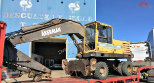 Akerman-Volvo EW230B used wheel excavator