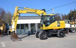 Komatsu PW 160 excavator