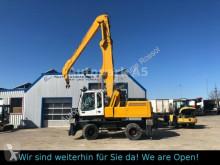 Liebherr 932 Litronic Umschlagbagger Greifer MatrialHand excavator pe roti second-hand