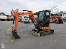 Hitachi ZX26U-5A CR mini-excavator second-hand