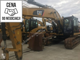 Caterpillar used track excavator