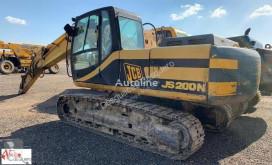 JCB JS200N pásová lopata použitý