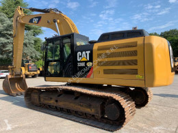 Caterpillar 336 EL used track excavator