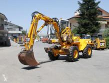 Mecalac 8cxi excavadora de ruedas usada