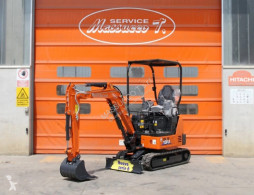 Hitachi zx19u-6 used mini excavator