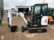 Escavadora Bobcat E19 mini-escavadora nova