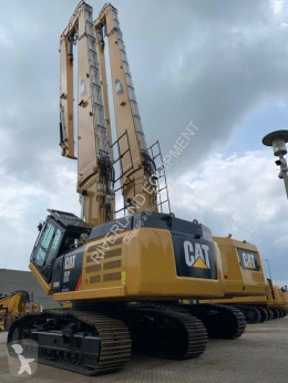 Caterpillar 352FL Ultra High Demolition.02 új lánctalpas kotrógép