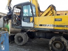Escavatore gommato Furukawa 735-II LS