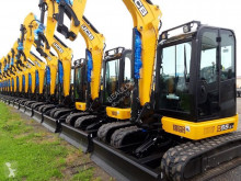 JCB 55Z-1 new mini excavator
