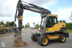 Excavator pe roti Volvo EW 160 D