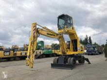 Excavator pentru manipulare Komatsu PW160-8