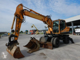 Hyundai R140 W-9 used wheel excavator