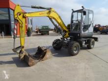 Excavadora Wacker Neuson 6503 WD excavadora de ruedas usada