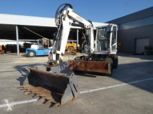 Risa RSX 120 used wheel excavator