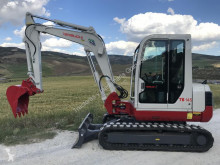 Takeuchi TB 145 mini-excavator second-hand