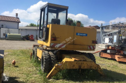 Macmoter M7RSX used wheel excavator