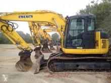 Excavadora Komatsu PC138US2 excavadora de cadenas usada