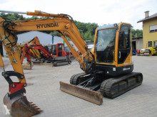 Hyundai R 60CR-9A mini-excavator second-hand