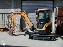 Excavadora Hyundai Robex 25Z-9A miniexcavadora usada