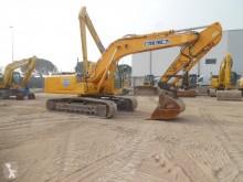 Excavadora Hyundai R210 LC 7 R210-7 excavadora de cadenas usada