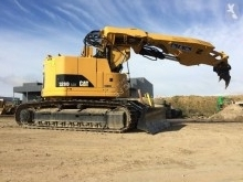 Caterpillar track excavator 328D LCR Tunnel 328D