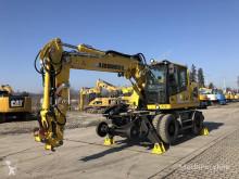 Excavadora Liebherr A922 Rail excavadora rail/carretera usada