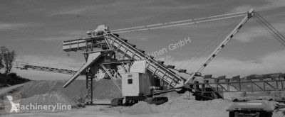 Pelle Continious bucket dredger on tracks occasion