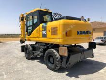 جرافة Komatsu PW180-7K جرافة على عجلات مستعمل