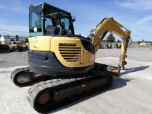Yanmar VIO80 excavator pe şenile second-hand