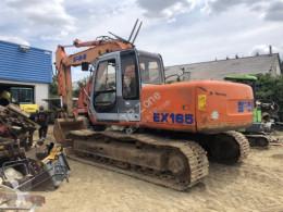 Excavadora Hitachi EX165 excavadora de cadenas usada