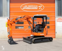 Hitachi ex30ur-3 mini-excavator second-hand