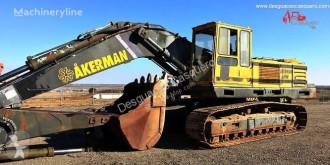 Pásová lopata Akerman-Volvo H16D