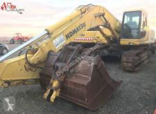 Komatsu PC 340 NLC-6K used track excavator