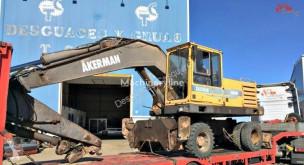 Akerman-Volvo EW230B used wheel excavator