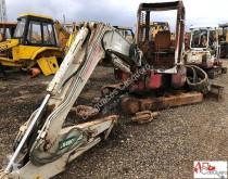 Escavadora de rodas Takeuchi TB153 FR