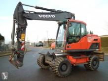 Volvo EW 160 D pelle sur pneus occasion