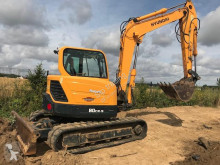 Hyundai ROBEX 80CR-9 mini-excavator second-hand