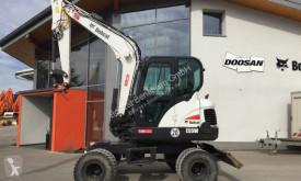 Excavadora Bobcat excavadora de ruedas usada