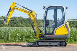Wacker Neuson ET20 mini-escavadora nova